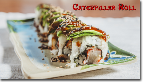 Catapillar Roll
