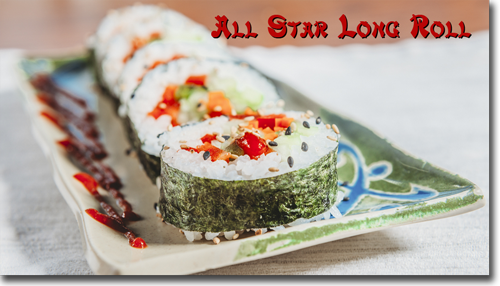 All Star Long Roll